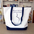 Blessed Is the Fruit - Totebag