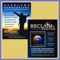RECLAiM 2-sided Poster #2 Brain Science/Overcome Hiker