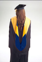 Northcentral University Deluxe Doctorate Hood