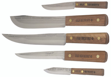Ontario Old Hickory 5 Piece Cutlery Set