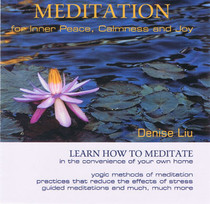 Meditation for Inner Peace, Calmness and Joy CD