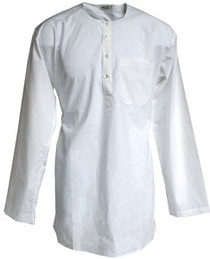 Men's Kurta - White
