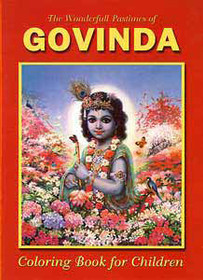 Coloring Book - Govinda