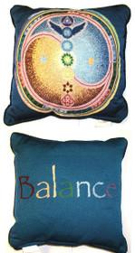 Sacred Centers/Balance Pillow