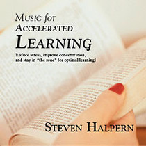 Music for Accelerating Learning CD