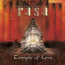 Temple of Love - Rasa CD