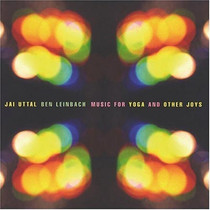 Music for Yoga and Other Joys - Jai Uttal & Ben Leinbach CD