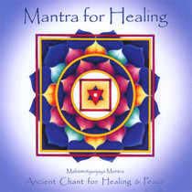 Mantra for Healing CD