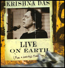 Live on Earth - Krishna Das CD