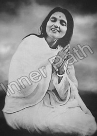 Anandamayi Ma Photo - Bliss Filled - 5x7