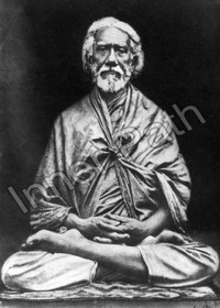 Sri Yukteswar Photo - Full Lotus - 5x7