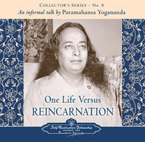 One Life Versus Reincarnation - CD