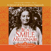 Be A Smile Millionaire CD