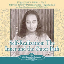 Self-Realization: The Inner and the Outer Path - CD