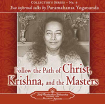 Follow the Path of Christ, Krishna & the Masters - CD
