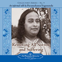 Removing All Sorrow and Suffering CD