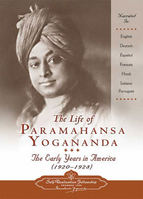 The Life of Paramahansa Yogananda: The Early Years in America (1920-1928) DVD