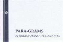 Para-Grams Spiritual Quotation Cards