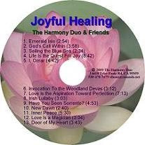 Joyful Healing CD