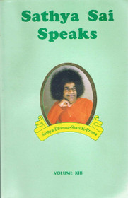 Sathya Sai Speaks