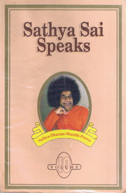 Sathya Sai Speaks - Vol X