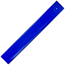 Art Glass Incense Holder - Cobalt Blue