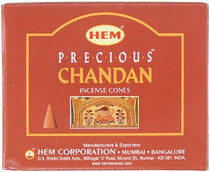 Incense Cone - Precious Chandan