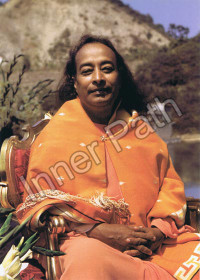 Paramhansa Yogananda Photo - Lake Shrine Dedication - Color 8x10