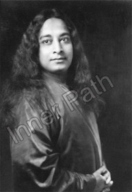 Paramhansa Yogananda Photo - Poster Pose - 8x10