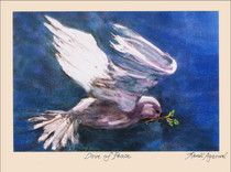 Dove of Peace - Card