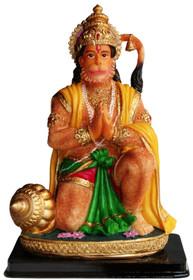 Hanuman Namaste Statue
