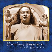 Paramhansa Yogananda 2012 Wall Calendar