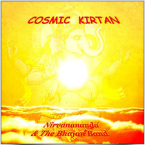 Cosmic Kirtan CD