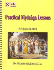 Practical Mridanga Lessons - Book & CD