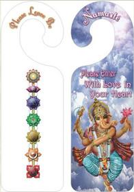 Door Hanger - Chakras/Ganesh