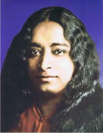 Paramhansa Yogananda - New York - Poster