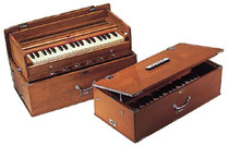 Bina Harmonium - 23B - Deluxe with Coupler