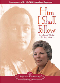 Him I Shall Follow DVD