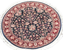 Meditation Mat - Wool - India Kashan
