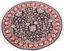 Meditation Mat - Wool - India Kashan