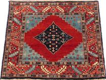 Meditation Mat - Wool - India Bijar