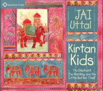 Kirtan Kids - Jai Uttal CD