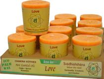 Chakra Votive - Love