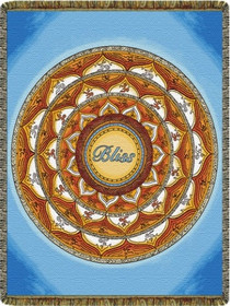 Bliss Tapestry Throw