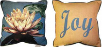 Bright Lotus/Joy Pillow