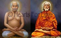 Lahiri Mahasaya/Swami Sri Yukteswar