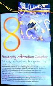 Prosperity Affirmation Counter