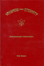 Whispers from Eternity - First Version - Hardback