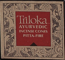 Ayurvedic Incense Cones - Pitta