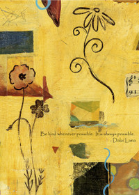 Be Kind... - Card